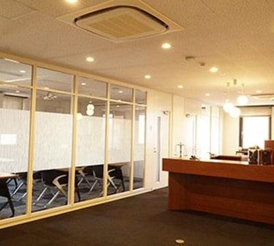 小倉オフィス会議室