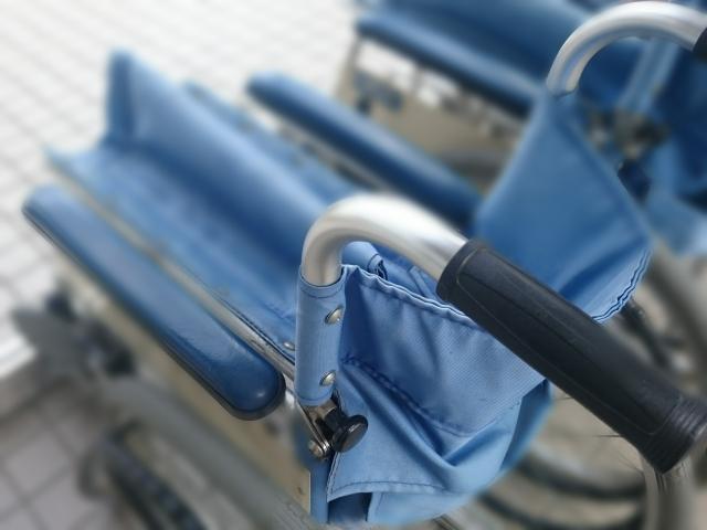 車椅子のイメージ画像