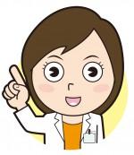 女性医師のイメージイラスト