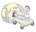 MRIイメージイラスト
