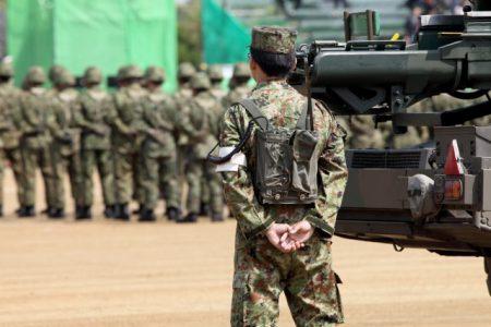 自衛隊のイメージ画像