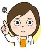 解説する医師のイメージイラスト
