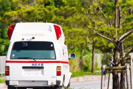 救急車のイメージ画像
