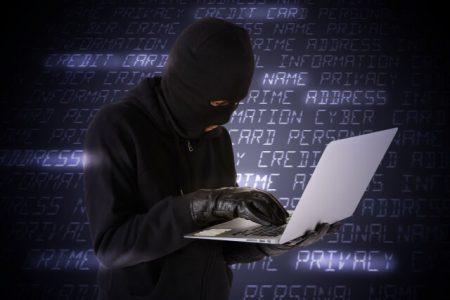 インターネットでの犯罪のイメージ画像