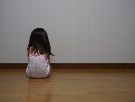 被害者児童のイメージ画像