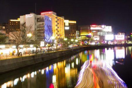 歓楽街のイメージ画像