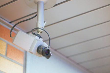 監視カメラのイメージ画像