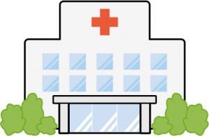 病院のイメージイラスト