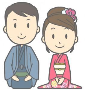 婚約のイメージイラスト