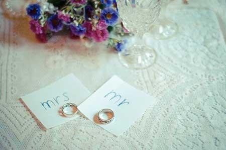 婚約指輪のイメージ画像