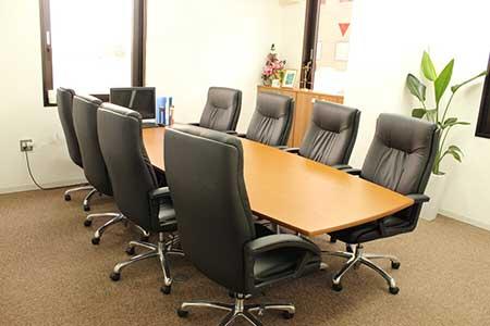 小倉オフィス会議室1画像