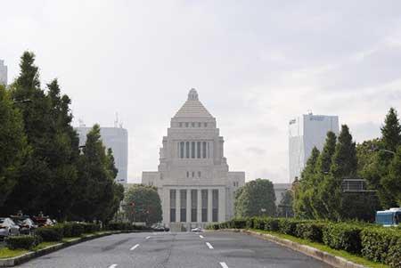 国会議事堂のイメージ画像