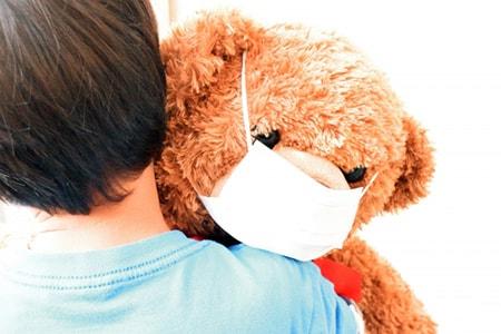 子供の感染予防