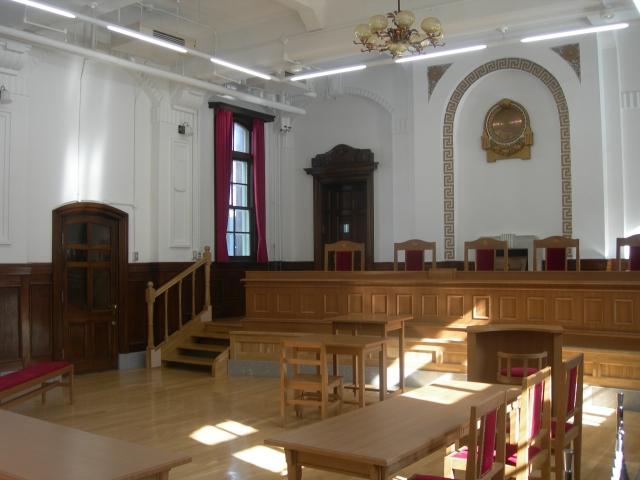 裁判所のイメージ画像