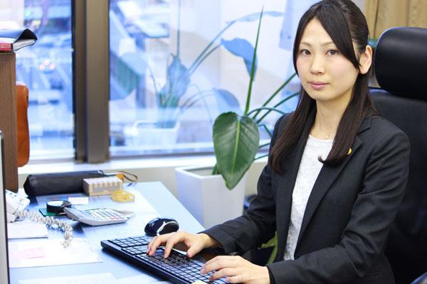弁護士小野佳奈子のイメージ画像