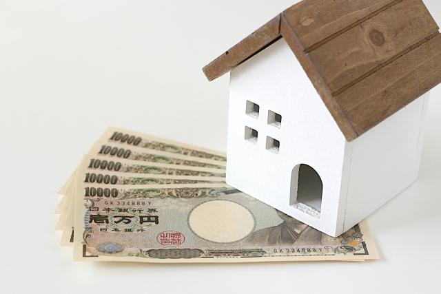 お金と不動産のイメージ画像