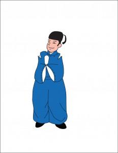 奈良時代のイメージイラスト