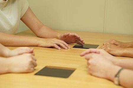 家族会議のイメージ画像