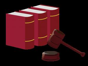 裁判例のイメージイラスト