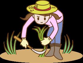 農業のイメージイラスト