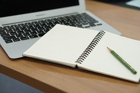 パソコンとノート