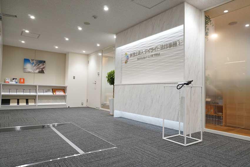 博多オフィスエントランスの画像